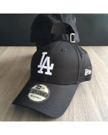 New Era 9forty Adjustable LA Dodgers BLACK
