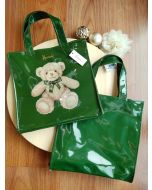 Harrods Jacob Bear Small Shopper Bag