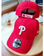 New Era Philadephia Philies 9Forty - Red