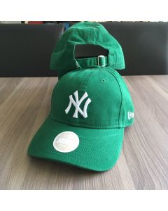 New York Yankees New Era St. Patrick's Day Core Classic 9TWENTY Adjustable Hat - Green