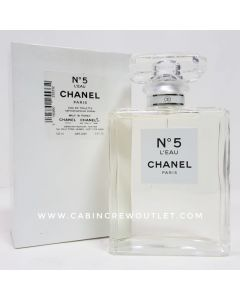Chanel No. 5 L'EAU EDT 100 ml. (tester)