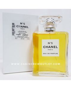 Chanel No.5 EDP 100 ml. (tester)