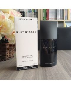 Issey Miyake Nuit D'Issey EDT pour Homme 125ml