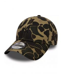 ์New Era 940 NY Yankee Camo Baseball Cap Mini logo