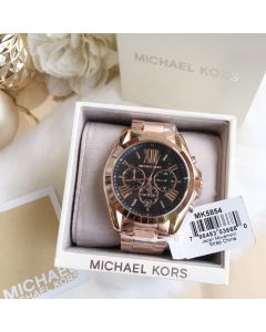 MK5854 Micheal Kors Everest Chronoograph Black Dial
