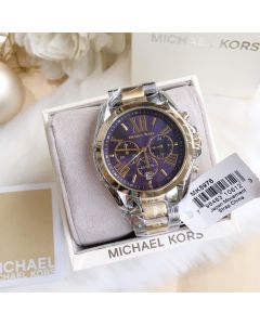MK5976 Micheal Kors Women's 43MM Bradshaw Chronograph Watch