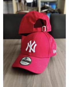 New Era 9forty NY Yankee Red