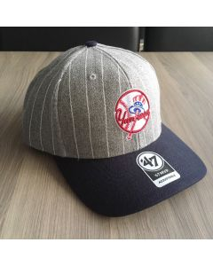 47'Brand NY Yankee MVP Adjustable w Stripe
