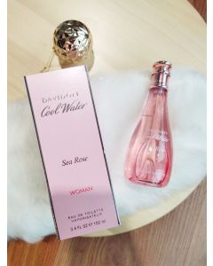 Davidoff Cool Water Women Sea Rose EDT 100 ml.
