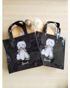 Harrods Small Westie shopper Bag