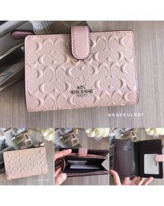 COACH F25937 MEDIUM CORNER ZIP WALLET