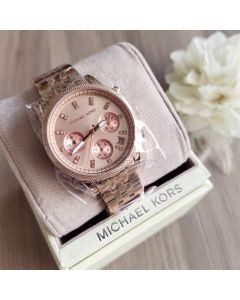 Mk6077 Michael kors Rose Gold 36mm
