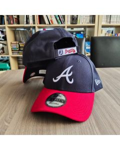 New Era 9forty Adjustable Atlanta Braves
