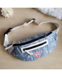 Guess PCH Denim Waist Bag , Denim