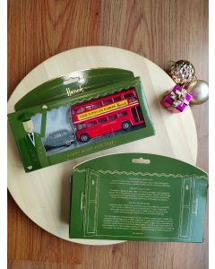Harrod's Bus and taxi set