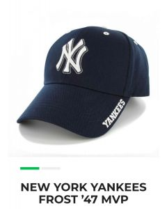 New York Yankees Frost '47 MVP Hat Navy Blue