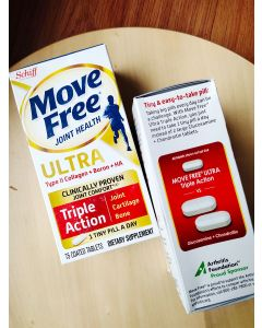Schiff Move Free Joint Health 75 Tablets