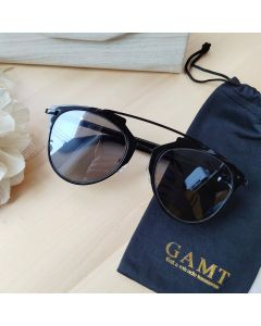 Gamt Polarized Compound 55mm (Black)