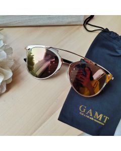 Gamt Polarized Compound 55mm (Gold)