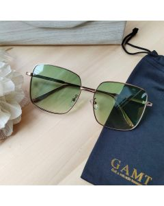 Gamt Polarized Sunglasses 60mm (Green)