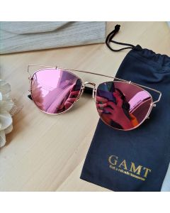 Gamt Polarized Vintage 58mm (PINK)