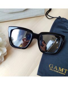 Gamt Retro Non-Polarized 54mm (Silver)