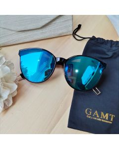 Gamt Cateye Mirrored lens 64mm (Blue)
