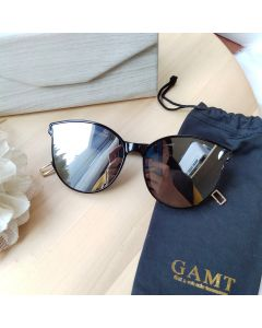 Gamt Cateye Mirrored lens 64mm (SILVER)