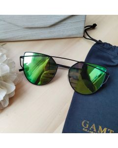Gamt Metal Cateye Polarized (Green)