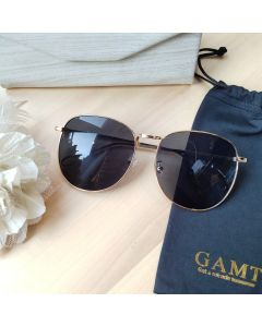 Gamt Sunglasses Polarized 59mm (Black)