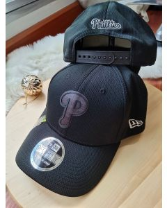 New Era Philadephia Philies 9forty Black