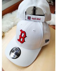 New Era 9forty Boston Red Sox White