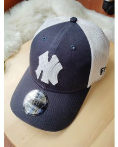 New Era NY Yankee 9forty Trucker Navy