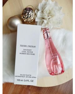 Davidoff Cool Water Women Sea Rose EDT 100 ml. (tester)