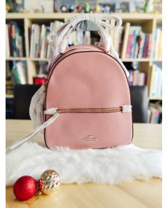 Coach F76624 Jordyn Backpack in Signature Pink Petal