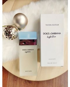 DOLCE & GABBANA Light Blue EDT 100 ml. (tester)