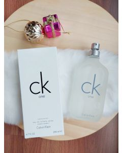 CK ONE 200 ML. (Tester)