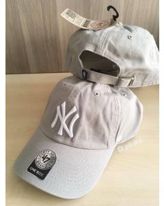NY Yankee '47 Clean Up Grey