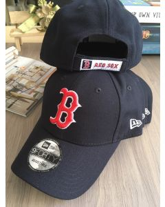 New Era 9forty Boston Red Sox Navy Blue