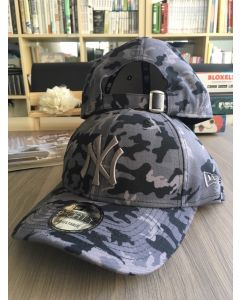 New Era 9forty NY Yankee Camouflage-Grey