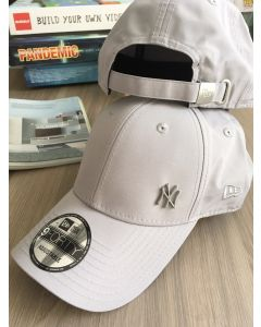 New Era 9FORTY Adjustable NY Yankee Mini metal-Grey