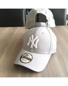New Era 9forty NY Yankee Grey