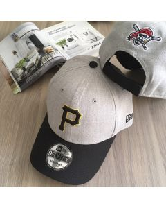 New Era 9forty MLB Pittsburgh Pirates Grey Heather P6