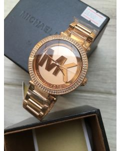Mk5865 Woman PARKER ROSE GOLD STAINLESS (39mm)