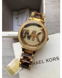 Mk6109 Woman PARKER Glitz Tortoise 39mm