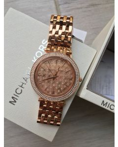 Mk3399 Woman Darci ROSE GOLD STAINLESS 39mm