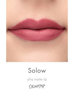 Colourpop Ultra Matte Lip Solow
