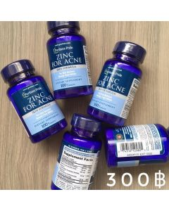 Puritan Zinc for Acne